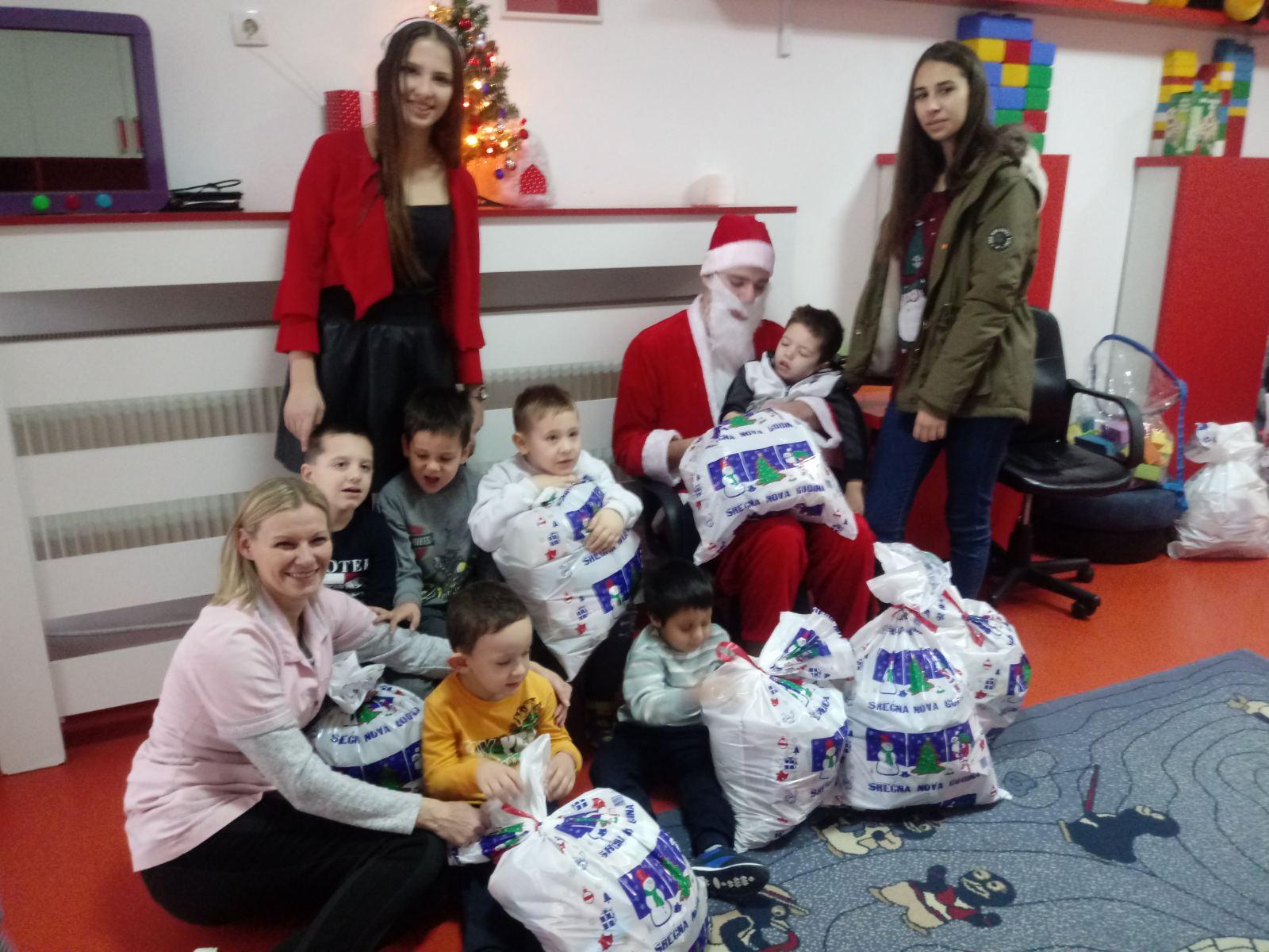 Новогодишња хуманитарна акција