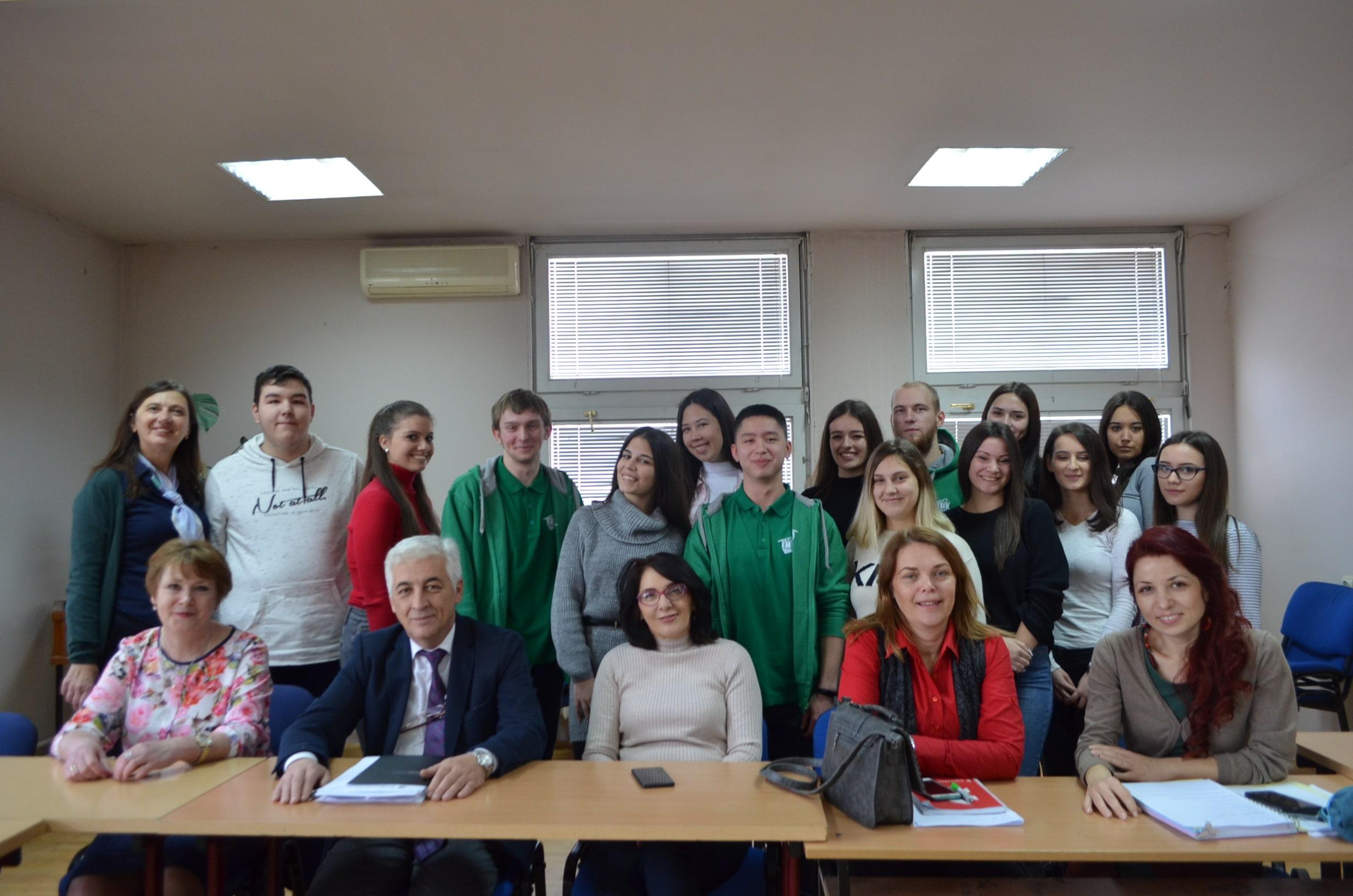 Посета делегације ЕМК из Русије